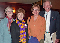 Colorado Knox Club Geology Reception (2013)