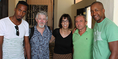 Knox College Alumni Travel to Cuba (March 2016)