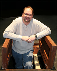 Craig Choma '93, Associate Professor of Theatre