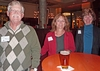 John Healey '72, Betsy Boccard Healey '75, and Barbara Atwell Westerdale '74