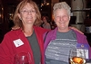 Knox roommates Betsy Boccard Healey '72 and Mary Ann Madej '75