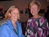 "Narelle ""Nellie"" Taylor '99 and Carol Brown '99"