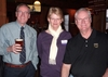 Colorado Knox Club: Tom Perille '76, Kathi Farrell, and Tom Farrell '76