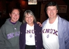Colorado Knox Club: Ann Feldman Perille '76 with Deborah Bernardoni '71 and Paul Alter