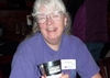 "Coming in second place by a mere 16 points, Joanne Parrish George '73 received the ""Other bowlers 'pail' in comparison"" award."