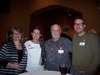 Jan Lundeen, Marki Knox, Jon Wagner, and Sam Smucker '90