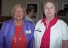Janet Kuehnle Hatch '57 and Mary Propeck Cox '62